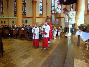 Photo: Rondgang door de kerk