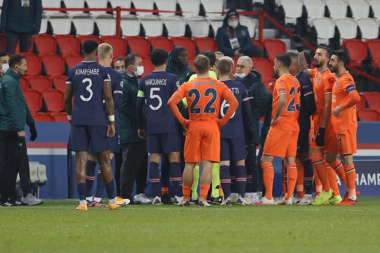 """PSG-Istanbul Basaksehir : """"Toute la carrière de Colţescu est marquée par des moments obscurs"""""""