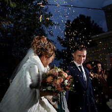 Wedding photographer Olya Zharkova (ZharkovsPhoto). Photo of 30.10.2017