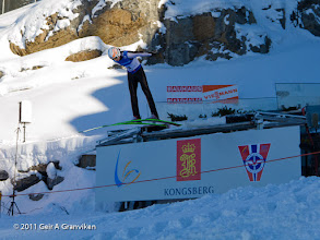 Photo: Ski flying Vikersund HS225 - Test jumping (Sigmund Hagehaugen)