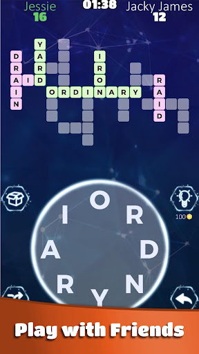 Word Wars - pVp Crossword Game Apk 1