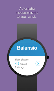 Balansio Mobile for Diabetes- screenshot thumbnail