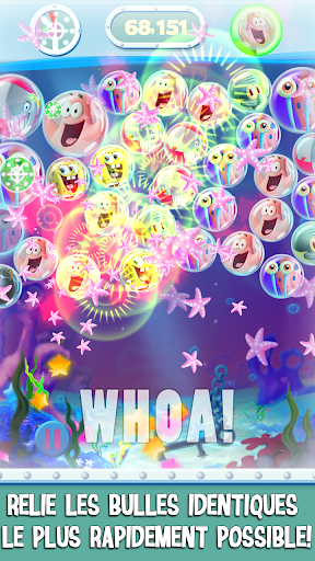 Code Triche Bob l'eponge: Bubble Party APK MOD screenshots 5