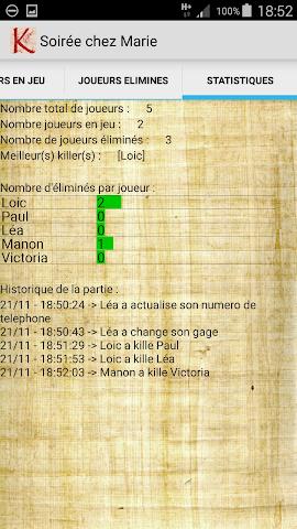 android Le Killer free Screenshot 3