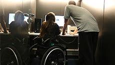 Cabines discapacitats
