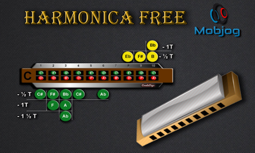 Harmonica- screenshot thumbnail