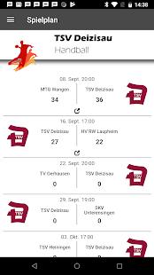 TSV Deizisau Handball - náhled