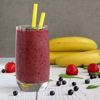 Strawberry Blueberry Smoothie Recipes