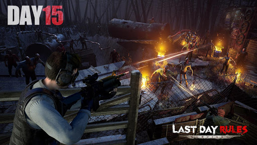 Last Day Rules: Survival screenshot 4