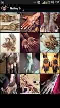 Easy Mehndi Designs - screenshot thumbnail 02