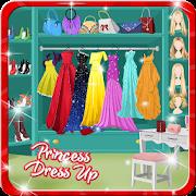 Prom Salon - Princess Dress up