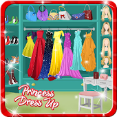 Prom Salon - Princess Dress up
