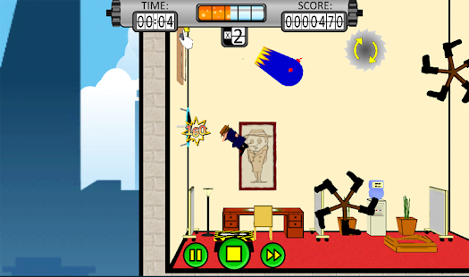 The Spy Game- screenshot thumbnail
