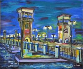 Photo: вечерний мост