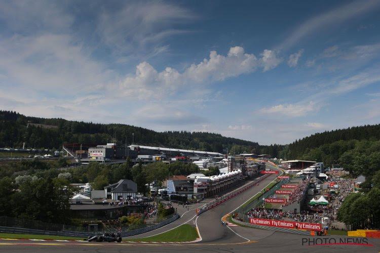 Directie Spa-Francorchamps hakt knoop door over races in F1 en F2 na overlijden Hubert