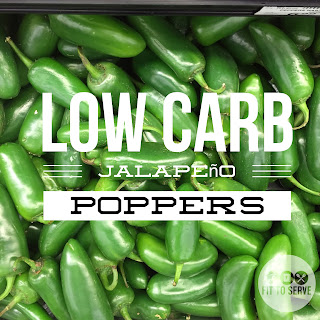 Low Carb LCHF Southwest JalapeñO Poppers Recipe