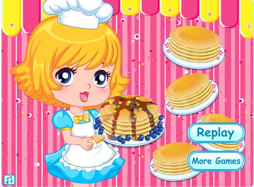 無料街机Appのゲームを調理面白い女の子|記事Game