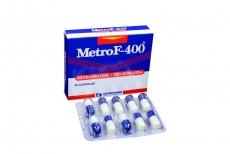 Solo Online Metro F 400 Mg Capsula x   20 Und
