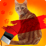 Paint a Cat in Color Joke 1.0 Apk