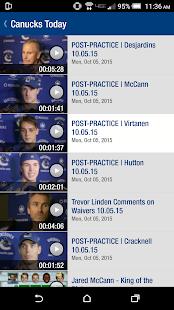 Vancouver Canucks- screenshot thumbnail
