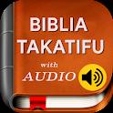 Biblia Takatifu Swahili  Bible icon