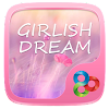Girlish Dream GO Launcher Theme