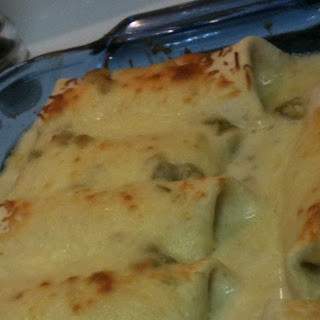 Cheese and Chile Enchiladas Recipe