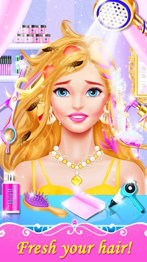 Hair Salon Makeup Stylist  screenshots 13