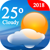 Tải Live Weather Forecast 2018 APK