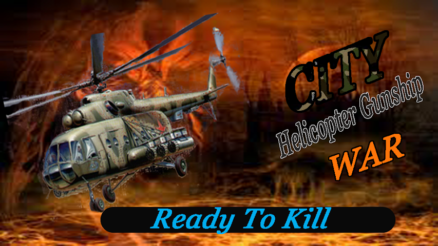 android Dragon Commando Helicopter War Screenshot 0