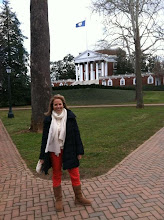 Photo: I heart UVA! Maybe my younger daughter will come here for college!