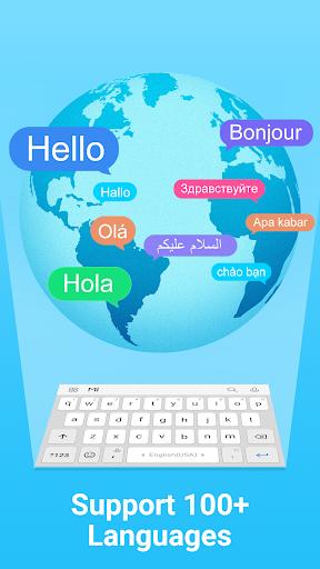 Facemoji Emoji Keyboard-Custom Keyboard,Theme,GIF  8