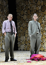 Photo: Wien/ Theater in der Josefstadt: AUSGELÖSCHT von Thomas Bernhard. Premiere: 25.2.2016. Inszenierung: Oliver Reese. Martin Zauner, Wolfgang Michael. Copyright: Barbara Zeininger