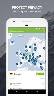 VPN: Fast, Secure & Unlimited NordVPN Screenshot
