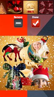 Christmas Eve Photo Collage - náhled