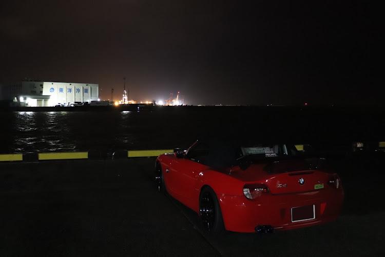 Z4 ロードスター の夜ドライブは楽しい❤️,車が好きな人と繋がりたい,夜釣り,駆け抜ける歓びに関するカスタム&メンテナンスの投稿画像3枚目