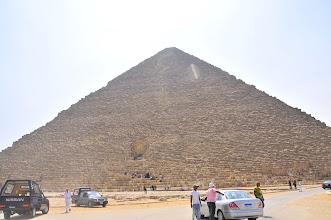 Photo: The Great Pyramid (Khufu)