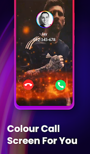 Color Call Screen