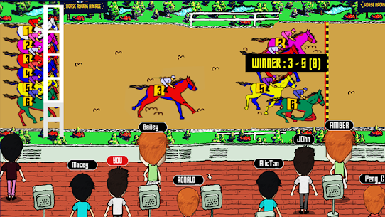 Horse Racing 3.1 Mod + Data for Android 1