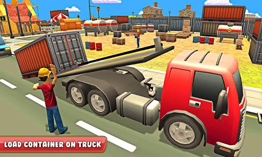 Loader & Dump Construction Truck 1.1 screenshots 3