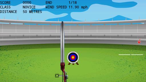 High Difficulty Archery