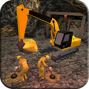 Game Gold Mine Construction Zone 3D: Crane Operator Sim APK for Windows Phone