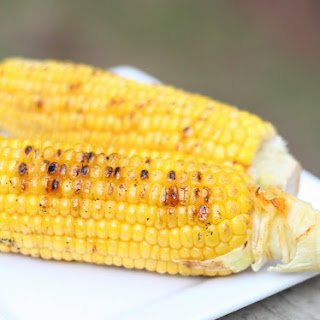 The Perfect Grilled Corn