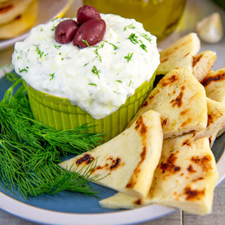 TZATZIKI SAUCE RECIPE & HISTORY - all you need to know!.