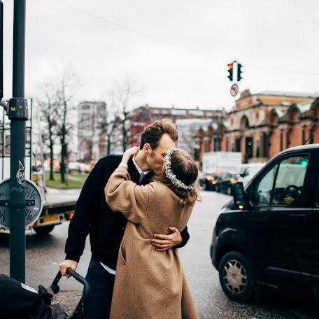 Fotógrafo de bodas Amanda Thomsen (thomsen). Foto del 04.01.2017