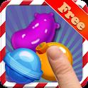 Yummy Jelly Pop Match Mania icon