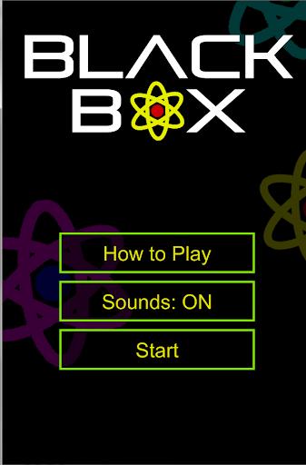 Black Box Atomic Laser Puzzler