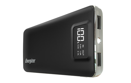Pin sạc dự phòng Energizer 10.000mAh - UE10018BK (Đen)_3