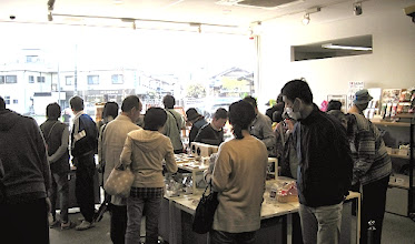 Photo: 道の駅「西山公園」<地場産品販売コーナー>大盛況!!