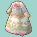 ロイヤルイースターなドレス